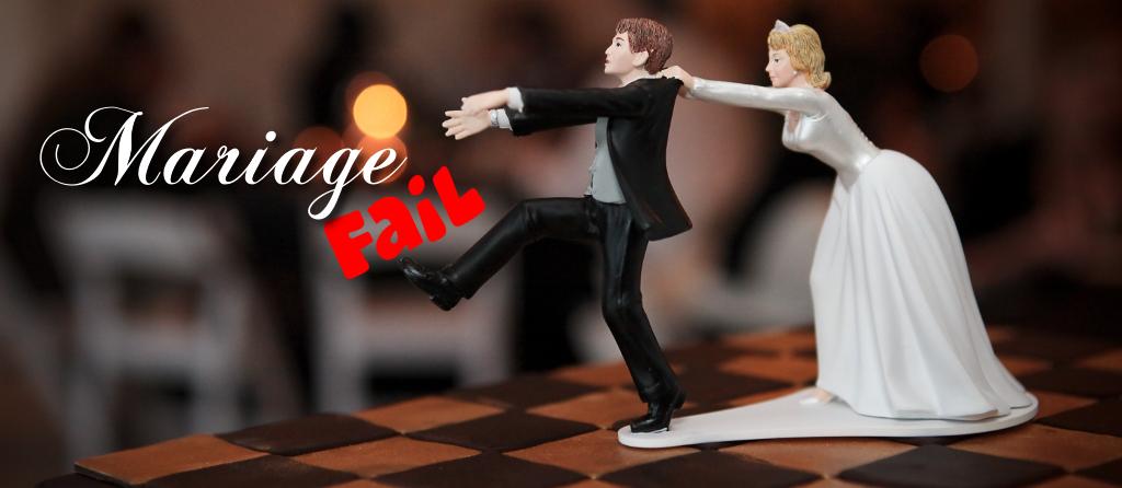 Mariage Fail